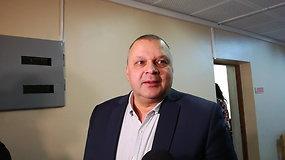 Prokuroras Redas Savickas: informaciją įtariamasis rinko pusantrų metų