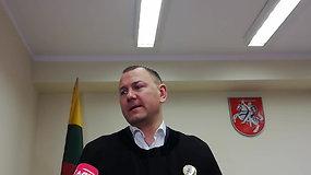 Advokatas Alius Galminas: pirma byla prieš vaikų teisių specialistus
