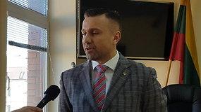 Prokuroras S.Galminas: N.Antanavičius ir toliau daro prasižengimus