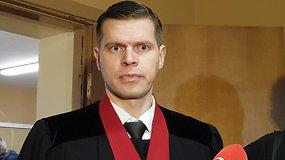 Prokuroras S.Genys: griežčiausia bausmė – dveji metai nelaisvės
