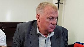 Treneris A.Jakimavičius: sportininkams dopingo nedavinėjau