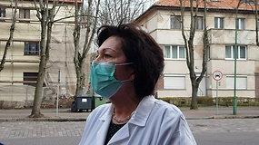 """Tuberkuliozės filialo vadovė R.Gylienė: """"Toks sprendimas – mirties nuosprendis"""""""