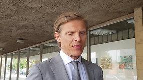 """Advokatas Mindaugas Vasiliauskas: """"Džiaugiuosi, kad teismas atsižvelgė į mūsų argumentus"""""""