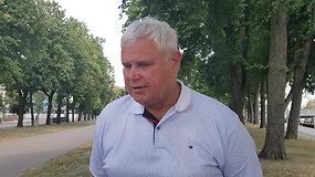 Klaipėdos meras: problemų yra, jas spręsti reikia ir iš sostinės