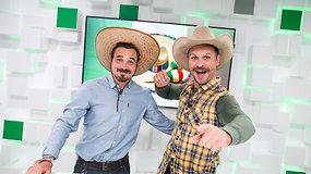 Leo ir Bružas apie ekstremalią kelionę į Meksiką, improvizacijas ir vidurio amžiaus krizę