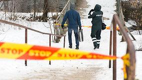 Vilnios upėje rastas nužudytos 17-metės lavonas – vietą nurodė sulaikyta įtariamųjų trijulė