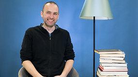Viktoras Bachmetjevas: apie įsimintinus skaitinius ir rekomenduojamas filosofines knygas