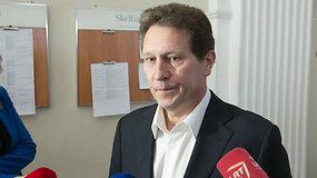 Raimondo Kurlianskio advokato komentaras po posėdžio Vilniaus apygardos teisme
