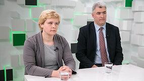 15min studijoje ekspertai aptarė Rusijos prezidento rinkimus