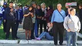 """Kryme """"vienišo vilko"""" išpuolis pražudė žmones"""