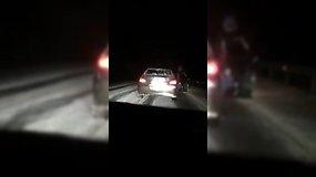 BMW išpuolis Kėdainių rajone