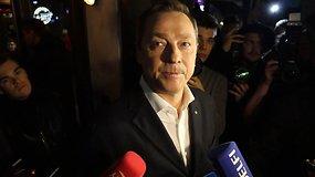 Artūras Zuokas pripažino nelaimėjęs Vilniaus mero rinkimų