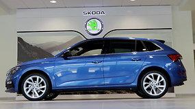 """Naujoji """"Škoda Scala"""" pradžiugins ir pateisins visus lūkesčius"""