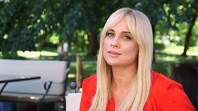 Inga Jankauskaitė išskirtiniame interviu: apie pokyčius karjeroje, nekalbadienius ir instagramą