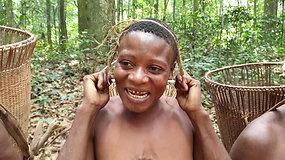 Ekspedicija Afrika: CAR – miško žmonės, drambliai ir moterys nusmailintais dantimis