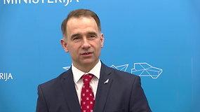 """Rokas Masiulis: """"Seimo nariai prašo jų apygardose statyti kelius, R. Karbauskio komanda ne išimtis"""""""
