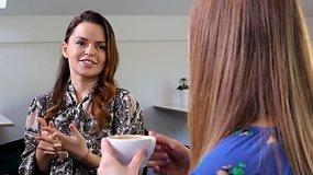 """""""Ryto ritualai"""": Indrė Trusovė – apie tobulų pusryčių ritualus ir sveiką būdą pagardinti kavą"""