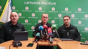 Kaune grupė asmenų vykdė nusikalstamas veikas galimai turėdami policijos užtarimą