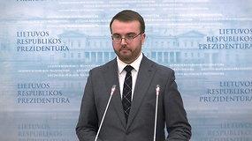 Saulius Skvernelis prezidentui pažadėjo iki Kalėdų savaitės apsispręsti dėl ministro Jaroslavo Narkevičiaus