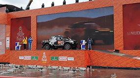 Visi Lietuvos atstovai pasirodė ant 2020-ųjų Dakaro podiumo