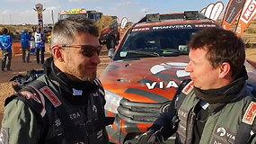 """Antanas Juknevičius: """"Dabar jau žinau, kad mūsų automobilis nevažiuoja greičiau nei 174 km/h"""""""