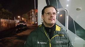 """""""Petrus racing"""" šturmanas Tomas Jančys papasakojo ką veikė poilsio dieną"""