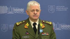 """Gintautas Zenkevičius: """"Lietuvos kariai Irake yra saugūs"""""""