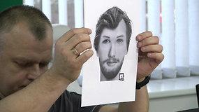 Policija paskelbė naujausią informaciją apie galimai Vilniuje pagrobtą mergaitę