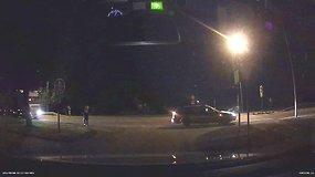 Radviliškyje girtas vilkiko vairuotojas partrenkė policininkę Ligitą Baniulytę