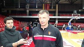 """Tomą Pačėsą imtis darbo """"Lietuvos ryte"""" įkvėpė NBA čempionų treneris"""