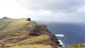 Madeira – stulbinančiais kraštovaizdžiais keliautojus žavinti sala Atlanto vandenyne