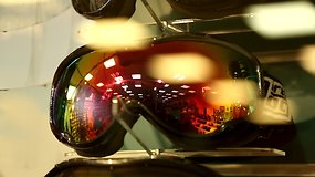Specialisto patarimai, kaip išsirinkti slidinėjimo akinius