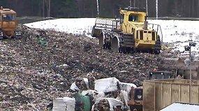 """VAATC vadovas: """"Pakankamų atliekų deginimo pajėgumų Lietuvoje nėra"""""""