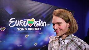 """Gabrielius Vagelis paaiškino, kodėl turėtų atstovauti Lietuvai """"Eurovizijoje"""""""