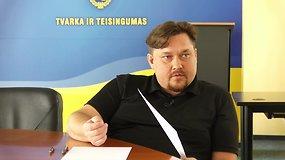 Almantas Petkus: niekaip negrąžinama 200 tūkst. eurų paskola - ne kyšis