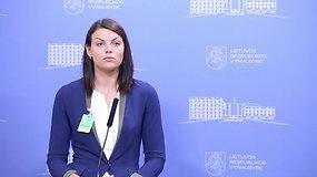 Rasa Kazėnienė teigė patyrusi izoliatoriaus vadovybės spaudimą