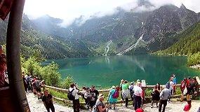 Aukštieji Tatrai – puiki vieta trumpoms atostogoms
