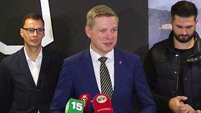 """""""Lietuvos ryto"""" klubo dalininkai paaiškino kilusį šurmulį dėl sutarties su """"MG Baltic"""" koncernu"""
