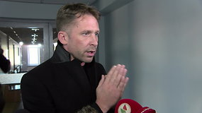 """Egidijus Dragūnas: """"Jeigu reikės, aš nueisiu į Seimą"""""""
