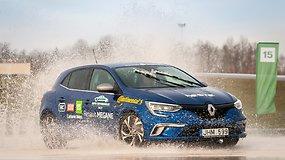 """""""Renault Megane GT"""" yra """"šiltas"""" hečbekas"""
