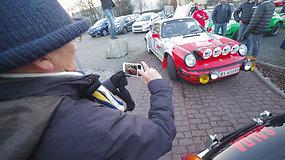 """""""Rally Monte Carlo Historique"""" antra diena"""