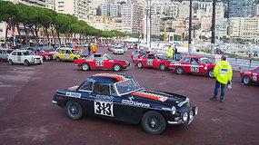 """""""Rallye Monte-Carlo Historique"""": liūdna Karolio Raišio istorija"""
