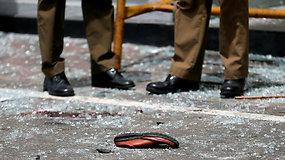 Tragiškos šv. Velykos Šri Lankoje: per išpuolius bažnyčiose ir viešbučiuose žuvo 310 žmonių