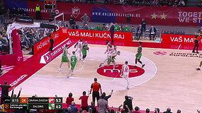 """Pamatykite: raudonajame Belgrado pragare svarbi """"Žalgirio"""" pergalė"""