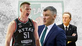 """""""Ginčas"""": ar gali Arnas Butkevičius žaisti """"Žalgiryje"""" ir Eurolygoje?"""
