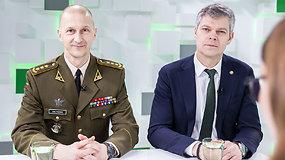 VSD vadovas: Aplinka veikti Rusijos žvalgybai Lietuvoje yra atšiauri