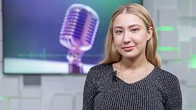 """Išrinkite savo nugalėtoją: 15min studijoje – """"Eurovizijos"""" finalininkė Juna"""
