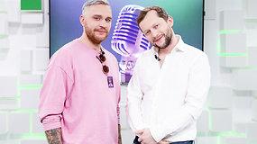 """""""Henry & Tommy Modric"""" pranašavo """"Eurovizijos"""" finalo rezultatus"""