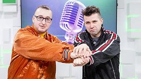 """""""Antikvariniai Kašpirovskio dantys"""" po """"Eurovizijos"""" kurs miuziklą"""