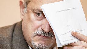 Rusų kalbos mokytojas teisme akivaizdžiai nemokėjo slėpti veido
